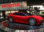 2007 Honda Small Hybrid Sports Concept