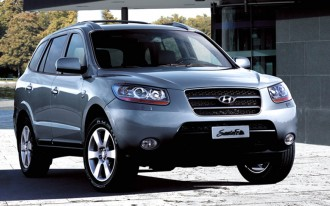 2007-2008 Hyundai Santa Fe, Veracruz Recalled For Airbag Flaw