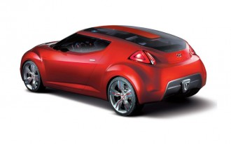 Hyundai Veloster 2+2 A Go For 2011/2012.