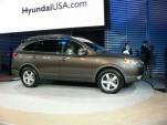 2007 Hyundai Veracruz, Detroit Auto Show