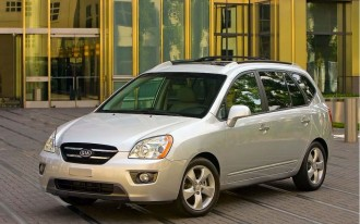 Kia Rondo Recall for Fuel Pumps
