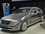 2007 Mercedes-Benz S400 Bluetec concept