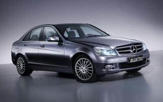Benz C-Class Gets Diesel in Geneva
