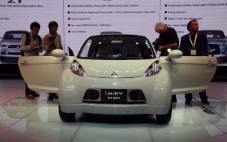 2007 Mitsubishi iMiEV Sport Concept