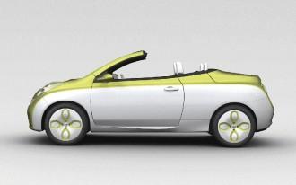 2007 Nissan Micra Colour Concept