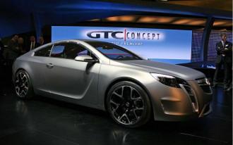 Opel GTC: A New Design Era?