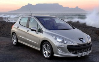 Peugeot Shows Off New 308