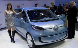 2007 VW Space Up! Concept
