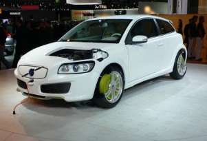 Rumormill: Electric Volvo C30 In The Works