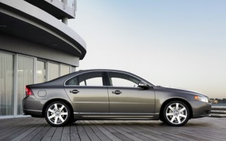 2007 Volvo S80: Recall Alert