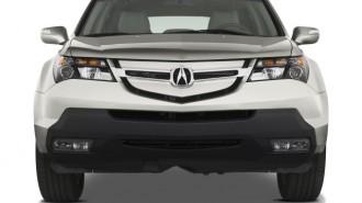 2008 Acura MDX 4WD 4-door Sport/Entertainment Pkg Front Exterior View