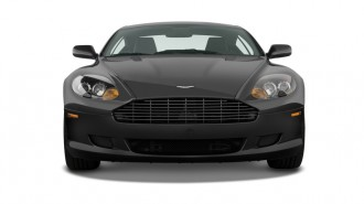 2008 Aston Martin DB9 2-door Coupe Auto Front Exterior View