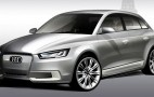 Audi officially unveils four-door A1 Sportback Hybrid Concept