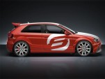 2008 Audi A3 TDI Clubsport Concept