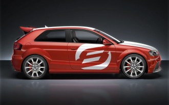 Audi A3 Gets the Clubsport Treatment