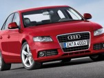 2008 Audi A4 breaks cover