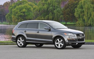 "Audi Q7 Tops Strategic Vision's ""SmartGreen"" Index"
