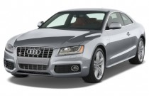 2008 Audi S5 2-door Coupe Auto Angular Front Exterior View