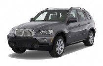 2008 BMW X5-Series AWD 4-door 4.8i Angular Front Exterior View