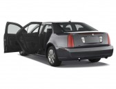 2008 Cadillac STS 4-door Sedan V6 RWD w/1SC Open Doors
