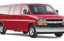 2008 Chevrolet Express Passenger
