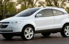 Chevrolet GPiX coupe-crossover concept official details