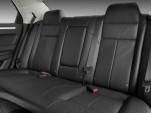 2008 Chrysler 300-Series 4-door Sedan 300 Touring RWD Rear Seats