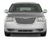 2008 Chrysler Town & Country 4-door Wagon Touring Front Exterior View