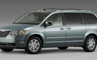 Chrysler Town & Country: Do Families Really Swivel the Seats?