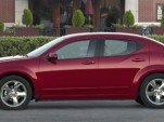 2008 Dodge Avenger unveiled