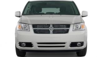 2008 Dodge Grand Caravan 4-door Wagon SXT Front Exterior View