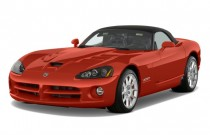 2008 Dodge Viper 2-door Convertible SRT10 Angular Front Exterior View