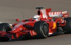 Tata signs sponsorship deal with Ferrari F1 team for 2009 season