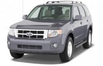 2008 Ford Escape FWD 4-door I4 CVT Hybrid Angular Front Exterior View