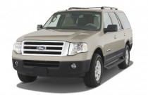 2008 Ford Expedition 2WD 4-door XLT Angular Front Exterior View