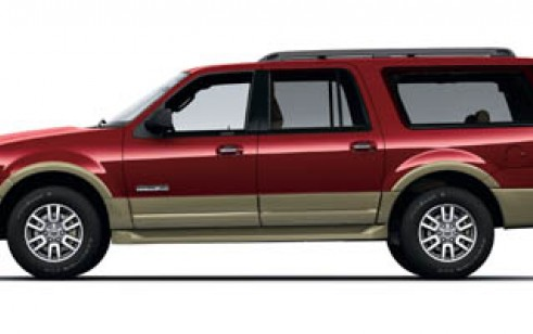 2008 Ford Expedition El Vs Toyota Highlander Acura Rdx