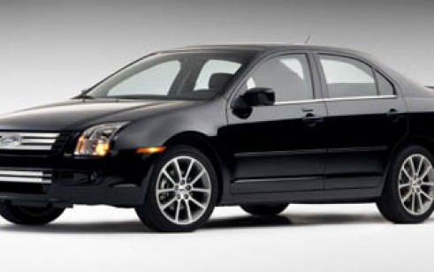 2008 Ford Fusion S