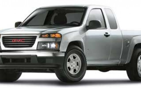 2008 gmc canyon vs chevrolet colorado dodge dakota ford ranger nissan frontier toyota tacoma. Black Bedroom Furniture Sets. Home Design Ideas