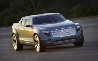 GM Cans Planned Unibody Pickup Truck