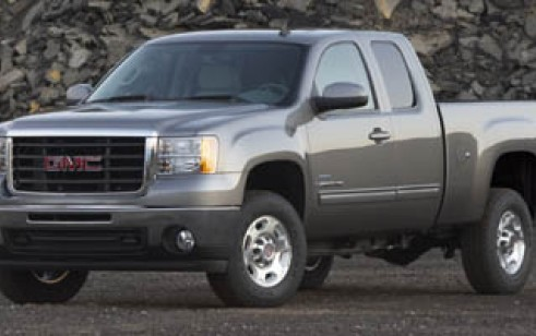 2008 Gmc Sierra 2500hd Pictures Photos Gallery The Car