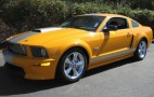 Ebay: 2008 Limited Edition Grabber Orange Shelby GT