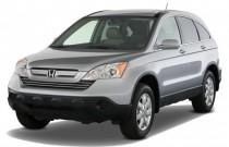 2008 Honda CR-V 4WD 5dr EX-L w/Navi Angular Front Exterior View