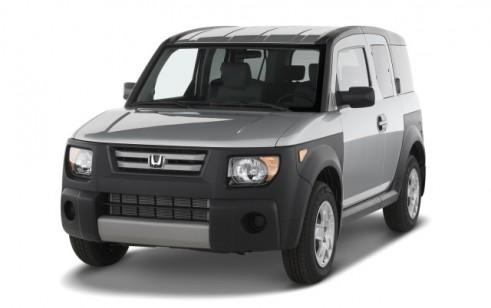 2008 Honda Element 2WD 5dr Auto LX Angular Front Exterior View