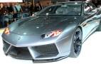 Lamborghini Estoque super sedan revealed at 2008 Paris auto show
