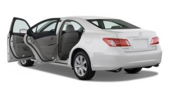 2008 Lexus ES 350 4-door Sedan Open Doors