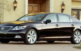 recall alert lexus ls 460. Black Bedroom Furniture Sets. Home Design Ideas
