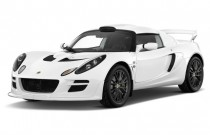 2008 Lotus Exige 2-door Coupe S Angular Front Exterior View