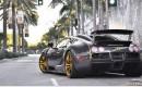 2008 Mansory Linea Vincero Bugatti Veyron - Image via Dirk A. Photography/SupercarFocus