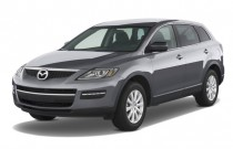 2008 Mazda CX-9 FWD 4-door Sport Angular Front Exterior View