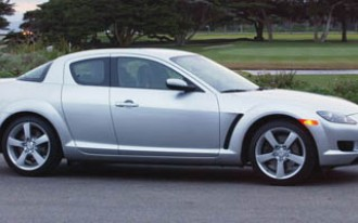 2004-2008 Mazda RX-8 recalled for fire risk: nearly 70,000 U.S. vehicles affected